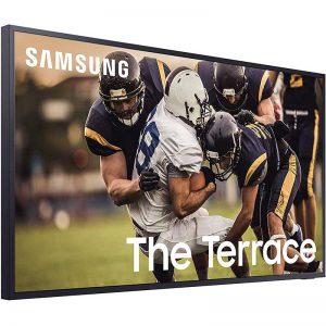 SAMSUNG 55-inch Class QLED The Terrace Outdoor TV - 4K UHD Direct Full Array 16X Quantum HDR 32X Smart TV with Alexa Built-in (QN55LST7TAFXZA, 2020 Model)