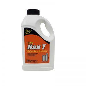Ban T Pro Alkaline Water Neutralizer 4 lbs