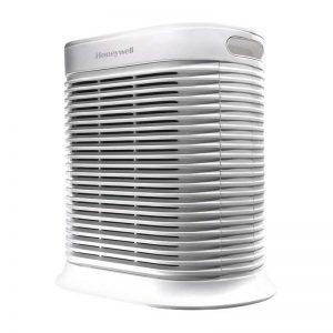 Honeywell True Hepa Allergen Air Purifier, Extra-Large Room, White