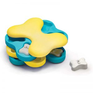 Nina Ottosson By Outward Hound - Interactive Puzzle Game Dog Toys