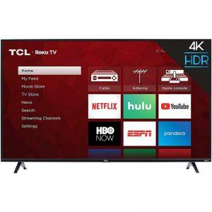 """TCL 4K Smart LED TV, 65"""" (65S425)"""