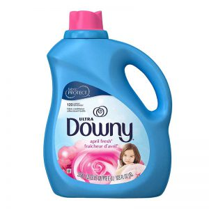 Downy Ultra Liquid Fabric Conditioner (Fabric Softener), April Fresh, 120 Loads 103 fl oz