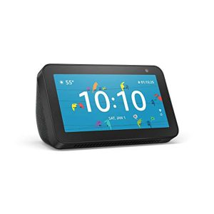 Echo Show 5 with 3 months of Amazon Kids+ (auto-renewal) - Charcoal