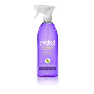 Method All-Purpose Cleaner, French Lavender, 28 Ounce