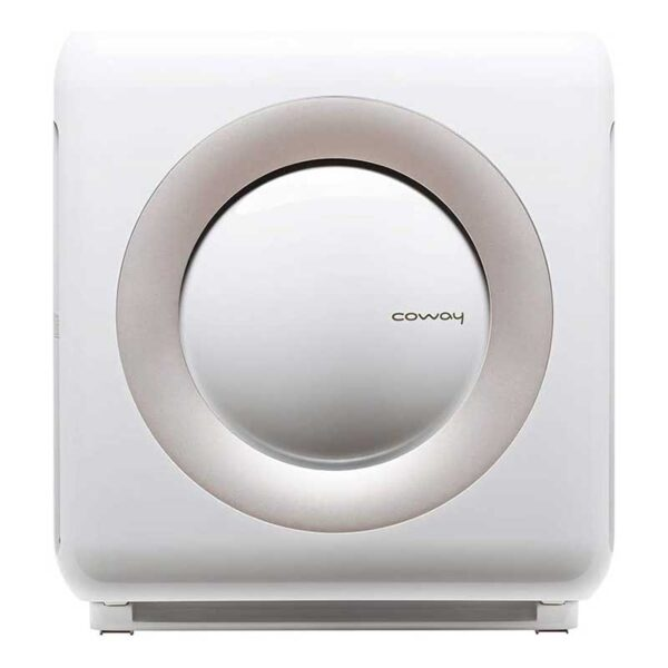 Coway AP-1512HH White HEPA Air Purifier, 16.8 x 18.3 x 9.6