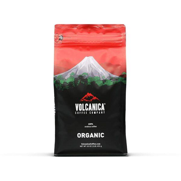 Kenya AA Coffee Beans, 100% Pure, Whole Bean, Fresh Roasted, 16-ounce