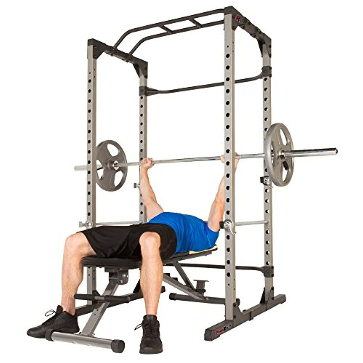 Fitness Reality 810XLT Super Max Power Cage with Optional ...
