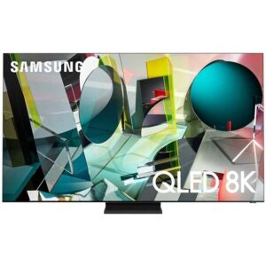 SAMSUNG 75-inch Class QLED Q900T Series - Real 8K Resolution Direct Full Array 32X Quantum HDR 32X Smart TV with Alexa Built-in (QN75Q900TSFXZA, 2020 Model)
