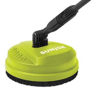 Sun Joe SPX-PCA10 10-Inch Patio Cleaning Attachment for SPX Pressure Washer, Green/Black